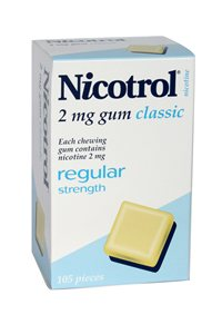 Nicotrol 2mg x 18 packs